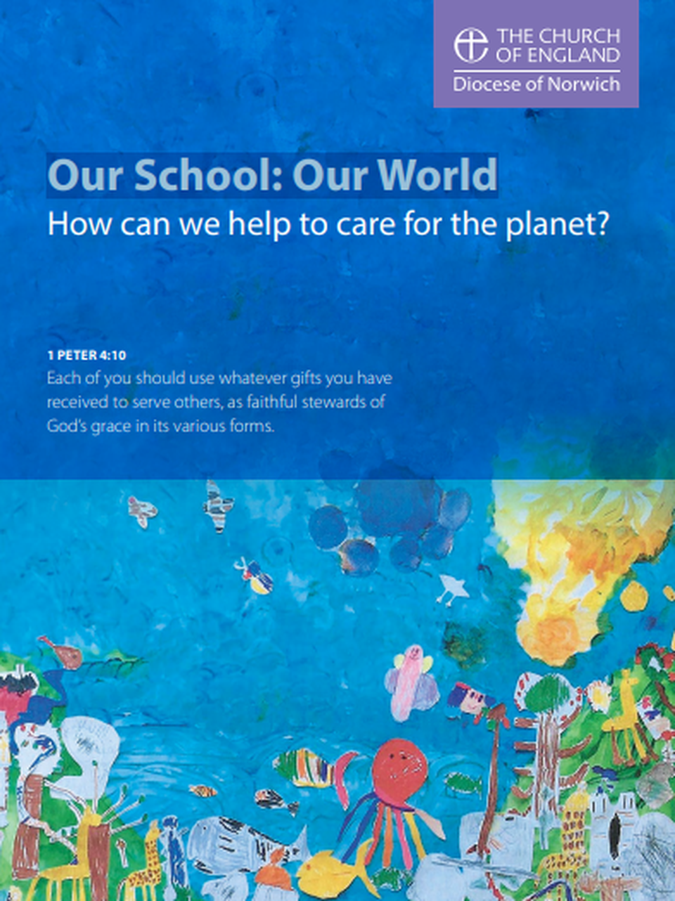 Diocese of Norwich Environment Booklet